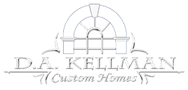 D.A. Kellman Custom Homes Logo